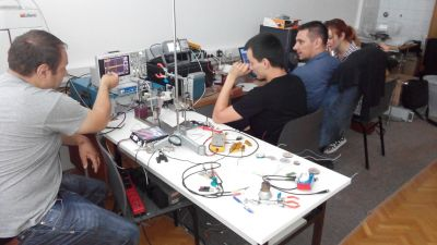 ULTRASNON Summer Workshop Continued